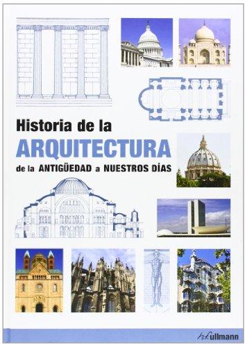 9783848007257: HISTORIA DE ARQUITECTURA