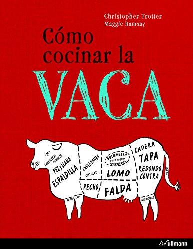 9783848008025: Cómo Cocinar La Vaca
