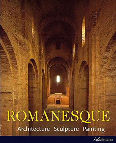 9783848008407: Romanesque: Architecture, Sculpture, Painting