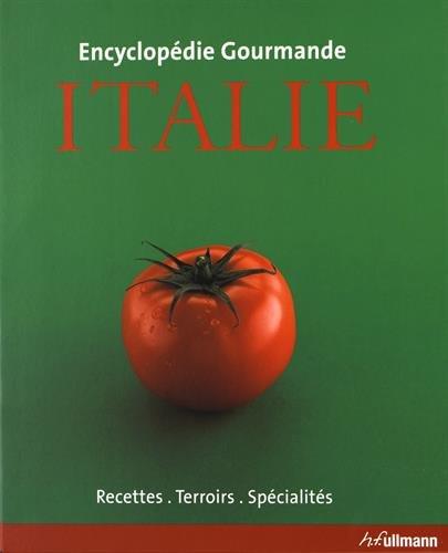 9783848008506: Encyclopédie Gourmande Italie