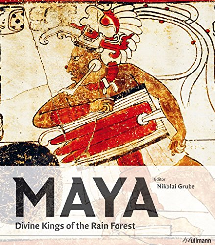 9783848009367: Maya: Divine Kings of the Rainforest