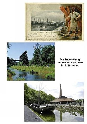 9783848203642: Die Entwicklung der Wasserwirtschaft im Ruhrgebiet