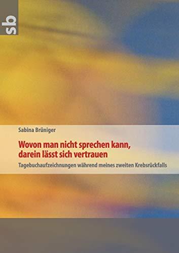 9783848206254: Wovon man nicht sprechen kann, darein lässt sich vertrauen (German Edition)