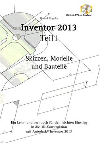 9783848217083: Inventor 2013 (German Edition)