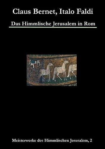9783848225156: Das Himmlische Jerusalem in Rom: Meisterwerke des Himmlischen Jerusalem, 2