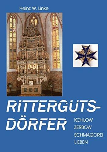 9783848267866: Rittergutsdorfer (German Edition)