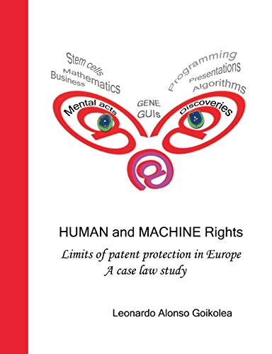 9783848274437: Human and Machine Rights