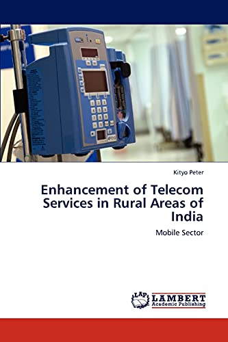 Enhancement of Telecom Services in Rural Areas: Kityo Peter