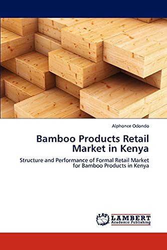 Bamboo Products Retail Market in Kenya: Alphonce Odondo