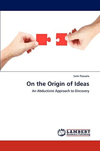 9783848407033: On the Origin of Ideas
