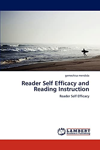 9783848408832: Reader Self Efficacy and Reading Instruction