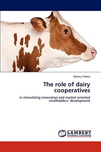 The Role of Dairy Cooperatives: Eshetu Tefera