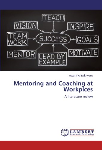 9783848409730: Mentoring and Coaching at Workplces: A literature review