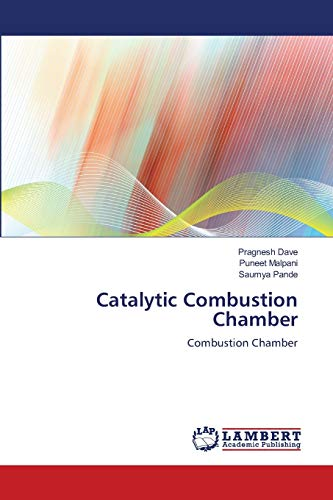 Catalytic Combustion Chamber: Dave, Pragnesh /