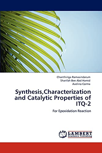 Synthesis, Characterization and Catalytic Properties of Itq-2: Avelino Corma