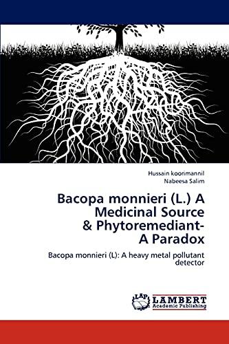 Bacopa Monnieri (L.) a Medicinal Source Phytoremediant- A Paradox: Hussain koorimannil