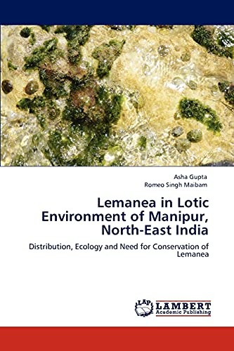 Lemanea in Lotic Environment of Manipur, North-East India: Romeo Singh Maibam