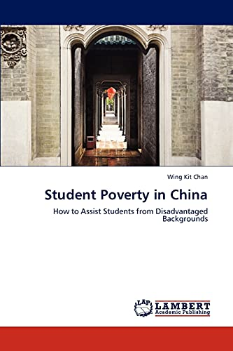 Student Poverty in China: Wing Kit Chan