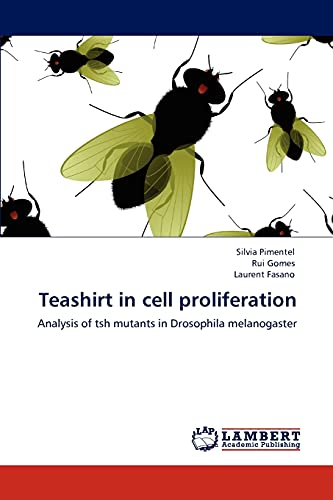 Teashirt in Cell Proliferation: Silvia Pimentel