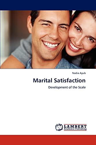 9783848434299: Marital Satisfaction: Development of the Scale