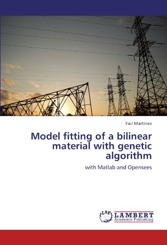 9783848436408: Model Fitting of a Bilinear Material with Genetic Algorithm