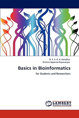 9783848442768: Basics in Bioinformatics: for Students and Researchers