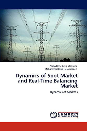 9783848443895: Dynamics of Spot Market and Real-Time Balancing Market: Dynamics of Markets