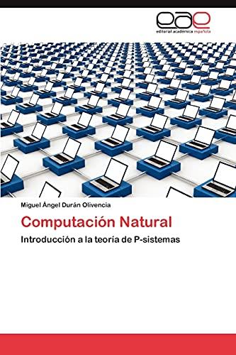 Computación Natural: Introducción a la teoría de