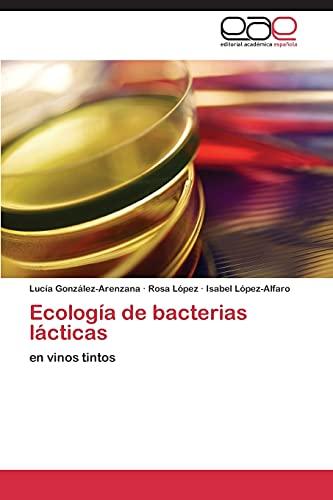 Ecologia de Bacterias Lacticas: Rosa Lopez