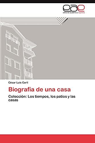 9783848455614: Biografia de Una Casa