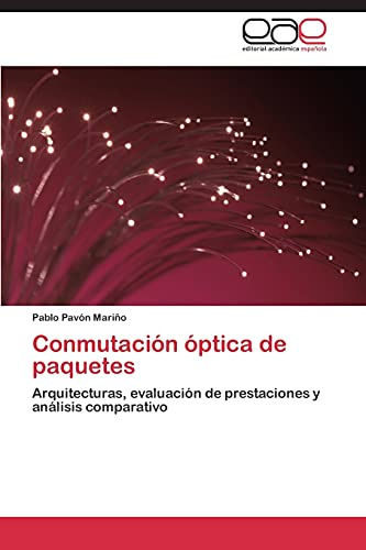9783848457199: Conmutación óptica de paquetes