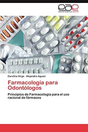 9783848460021: Farmacologia Para Odontologos