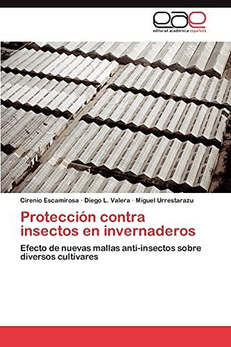 Protección contra insectos en invernaderos: Efecto de nuevas mallas anti-insectos sobre ...