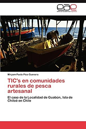 Tics En Comunidades Rurales de Pesca Artesanal: Miryam Paola Pico Guevara