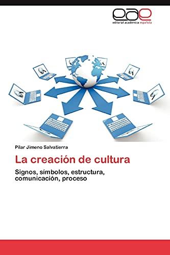 La Creacion de Cultura: Pilar Jimeno Salvatierra
