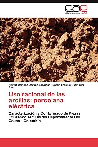 USO Racional de Las Arcillas: Porcelana Electrica: Hevert Orlando Dorado Espinosa