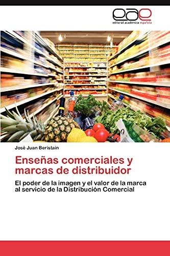 9783848471850: Ensenas Comerciales y Marcas de Distribuidor