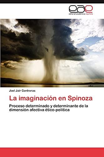 9783848472000: La Imaginacion En Spinoza