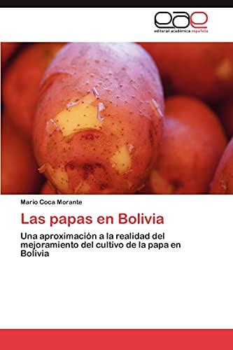 9783848474714: Las Papas En Bolivia