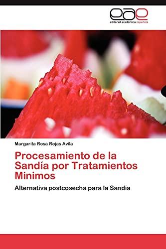 9783848475483: Procesamiento de la Sandía por Tratamientos Minimos: Alternativa postcosecha para la Sandía (Spanish Edition)