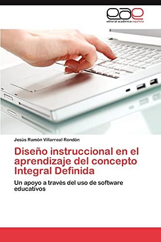 Diseño instruccional en el aprendizaje del concepto: Villarreal Rondón, Jesús