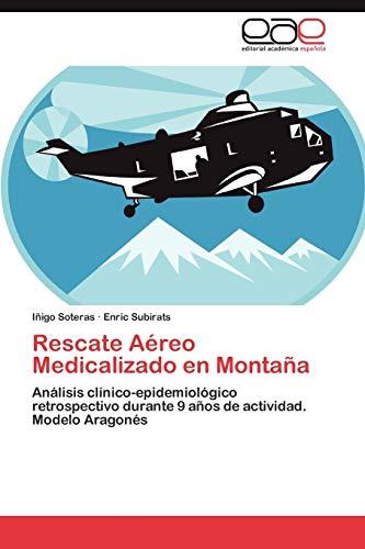 Rescate Aereo Medicalizado En Montana: Enric Subirats