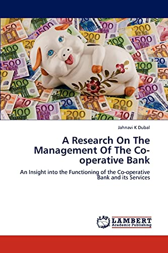A Research on the Management of the: Jahnavi K Dubal