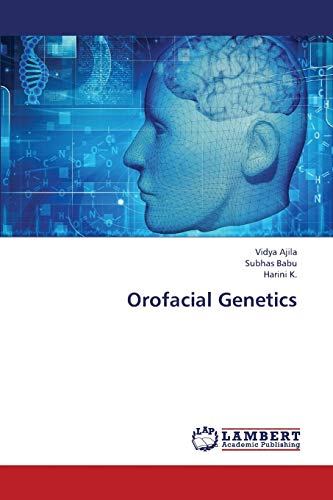 9783848482573: Orofacial Genetics