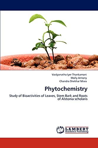 Phytochemistry: Vaidyanatha Iyer Thankamani