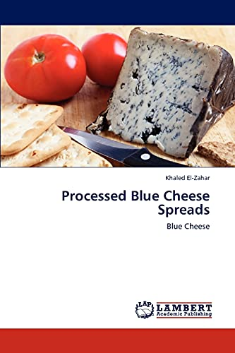 9783848485024: Processed Blue Cheese Spreads: Blue Cheese