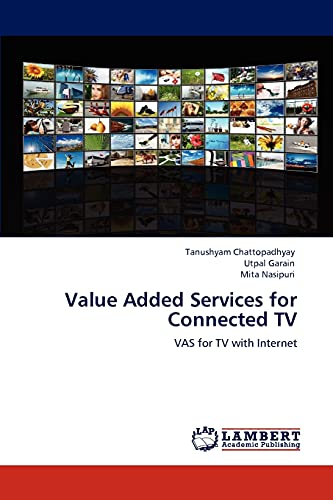 9783848485826: Value Added Services for Connected TV: VAS for TV with Internet