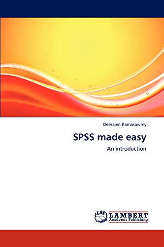 9783848489459: SPSS made easy: An introduction