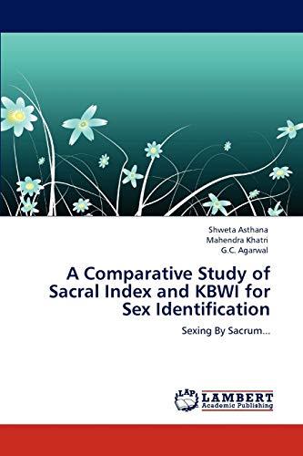 A Comparative Study of Sacral Index and: Shweta Asthana, Mahendra