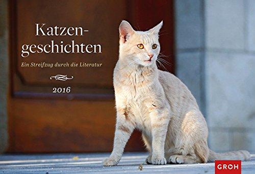 9783848513291: Katzengeschichten 2016